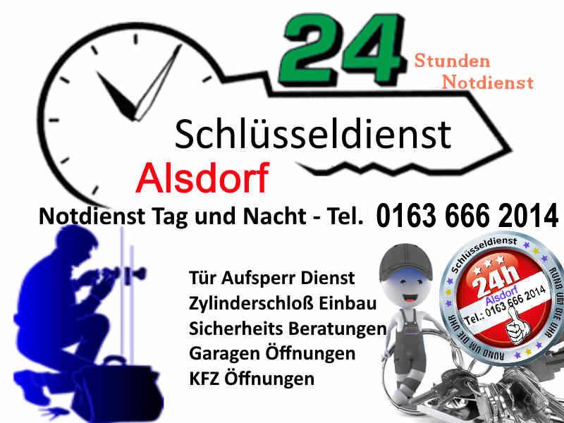 Schlüsseldienst Baesweiler Setterich sowie Schlüsseldienst Siersdorf und Schlüsseldornst Merkstein und Übach Palenberg