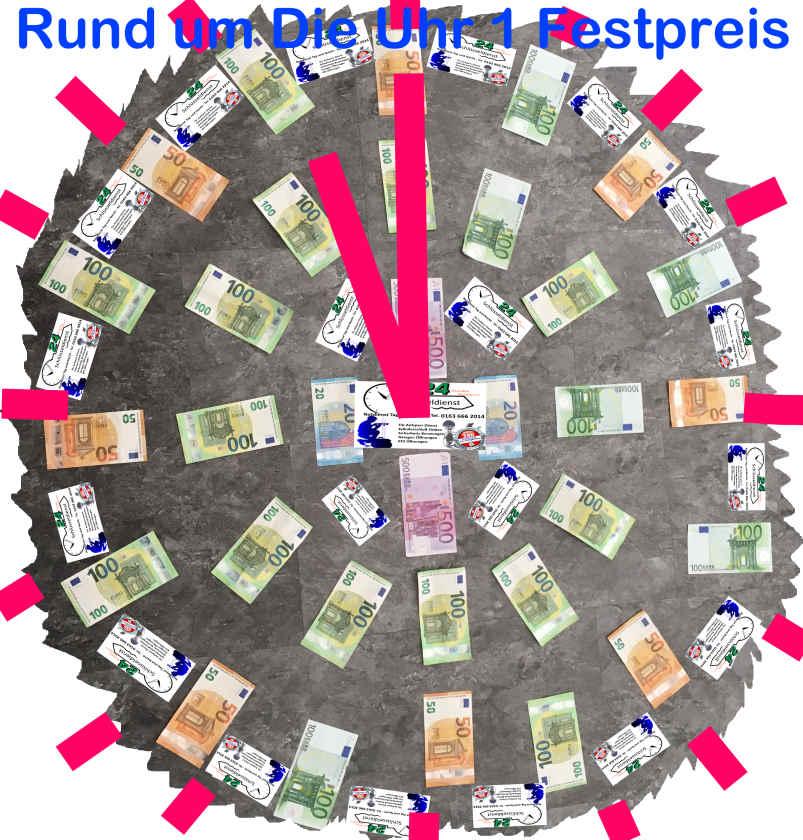 Schlüsseldienst Festpreis 50 Euro ! Kein Cent mehr ! Überall !